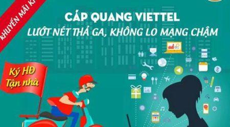 Lắp Cáp Quang Viettel Quảng Ngãi ,Những Ưu Điểm Nổi Bật Bạn Cần Biết