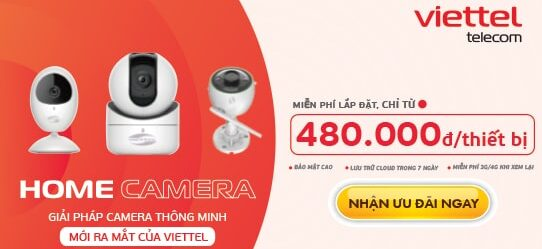 Camera Viettel Quảng Ngãi – Lắp đặt camera Quảng Ngãi, giá rẻ. Hotline: 0376.777.555