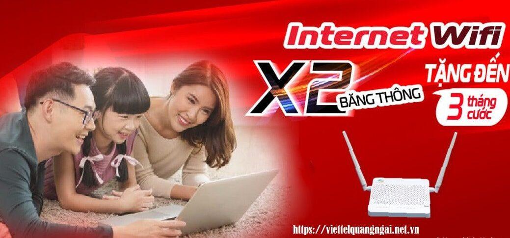 Viettel Quảng Ngãi – Khuyến Mãi Lắp Mạng Internet Viettel Tháng 10 -2021